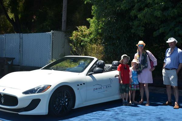 Maserati Sail and Drive at SYC, Sun. 6/18/17