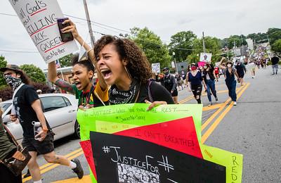 Decatur Protest - June 3, 2020