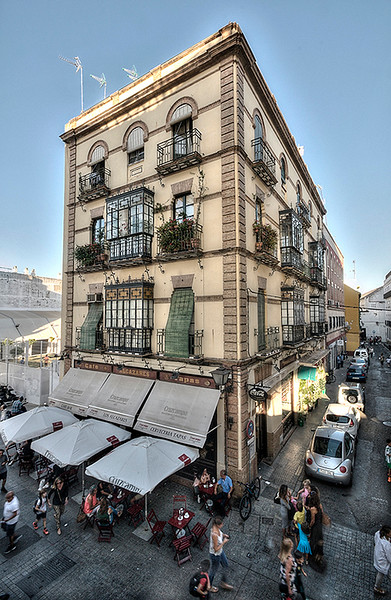 Old Square Seville