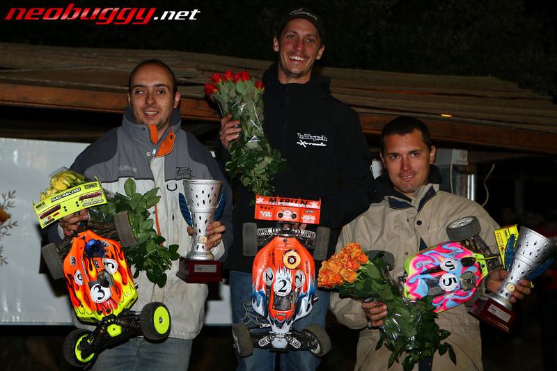 2009 Pierrefeu GP - Sunday Finals  2WD podium