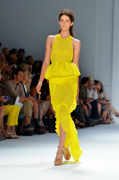 vera wang spring 2012 1