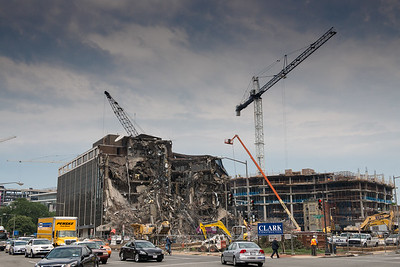 NPR Building Demolition