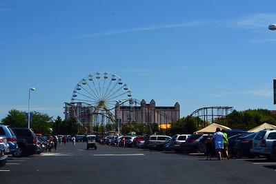 Jolly Roger Amusement Park and Pier