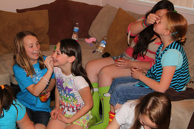 Anneli's 11th Birthday Party