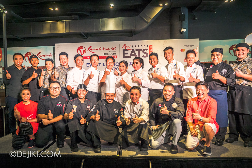 RWS Street Eats 2018 - The Invited Chefs of Street Eats 2018
