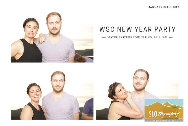WSC New Year Party '19