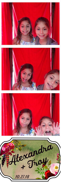 10.27.18 Alexandra & Troy