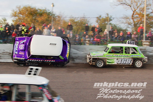National Ministox,  Northampton, 29 October