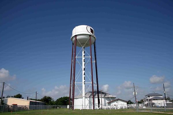High Island tower