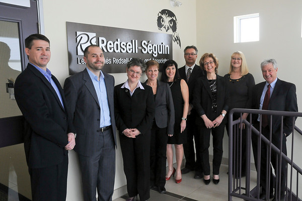 Redsell-Seguin Office Portrait