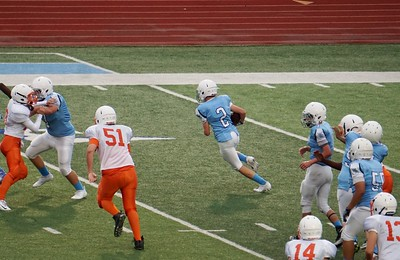 Mineola Junior High Football