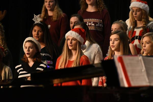 Choir - Winter Concert