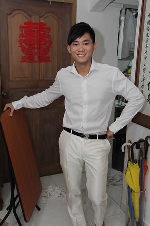 151025 Xue Liang's Wedding