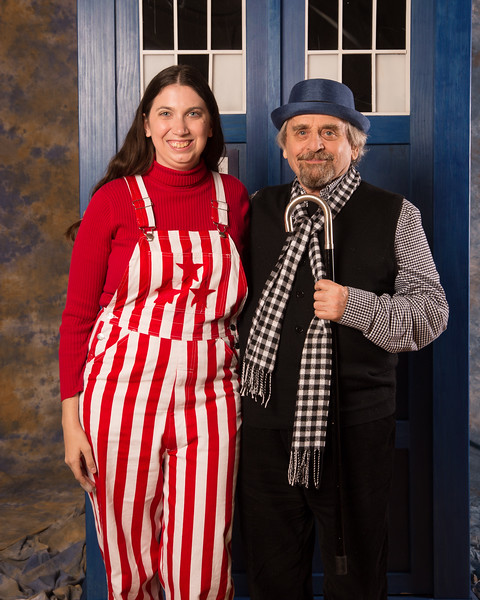 The Seventh Doctor: Sylvester McCoy 3pm