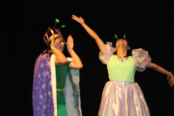 Dopey Fairytale Childrens Play - December 2009
