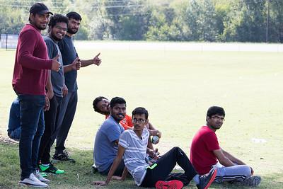 Intramural Cricket Fall 2018