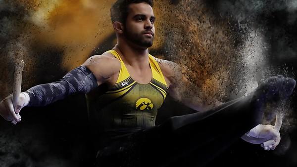 Iowa Hawkeye Athletics