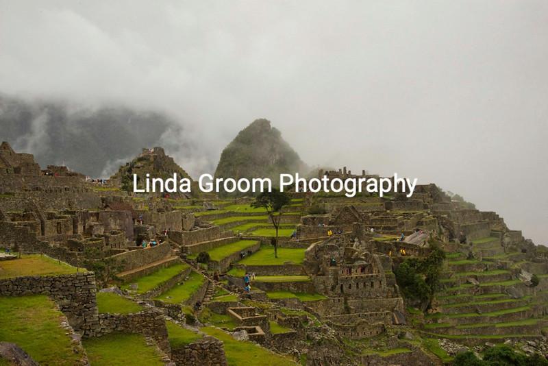 Rainy Machu Picchu