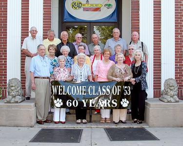 Crossville Class of 1953