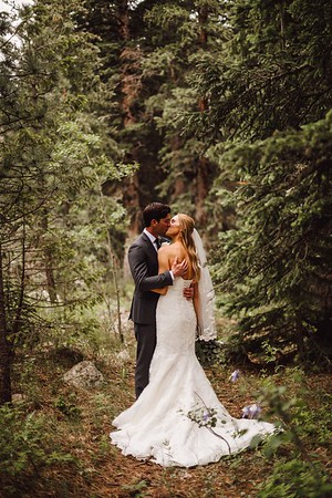 Carissa and Gordon Wedding