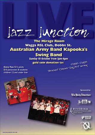 10/10/10 Army Band Swing Band