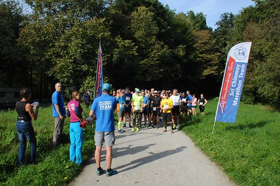 8. Sri Chinmoy Peace-Mile 6-Stunden Lauf München 2019