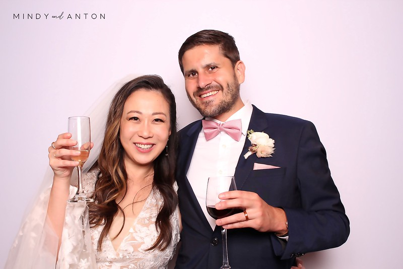 Mindy and Anton (SkinGlow Booth)