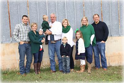 Randy G. Family