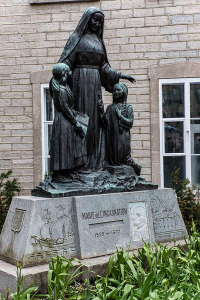 Marie de L'Incarnation, 1599-1672