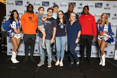 2018 Tennessee Titans at Cowboys Meet and Greet