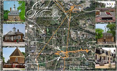 2017 May - Williamsburg Historic Triangle