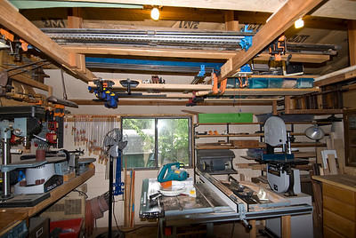 The Old Wood Shop