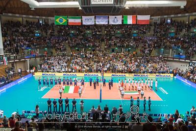 2014.05.30 ITALIA - IRAN | World League