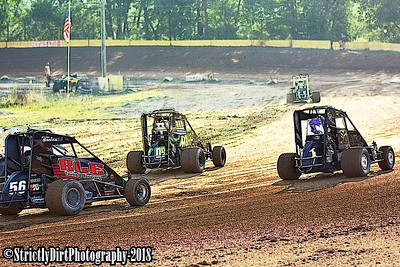 Hamlin Speedway 08.04.18