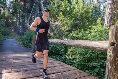 Lake Tahoe Tri Olympic/Half Run