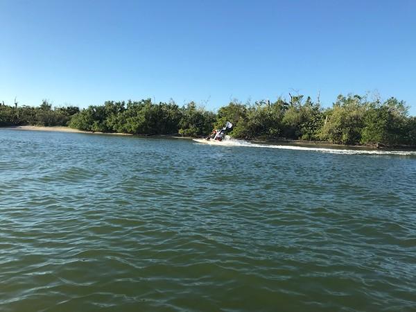 11/17/17 - Barrier Islands 7:30