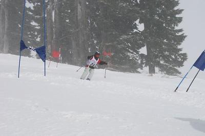 Meadows Challenge 2005 - GS run#1