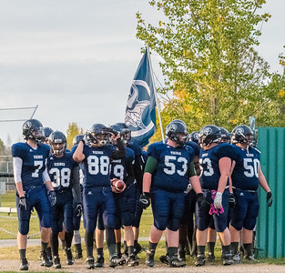 NBCHS Vikings vs Mount Royal Mustangs Sept 22 2016