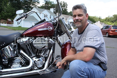 Mark Gaffney and his new HD - June 27, 2009