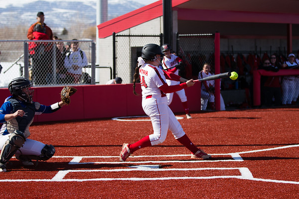 Softball: Uintah vs Carbon March 22, 2019