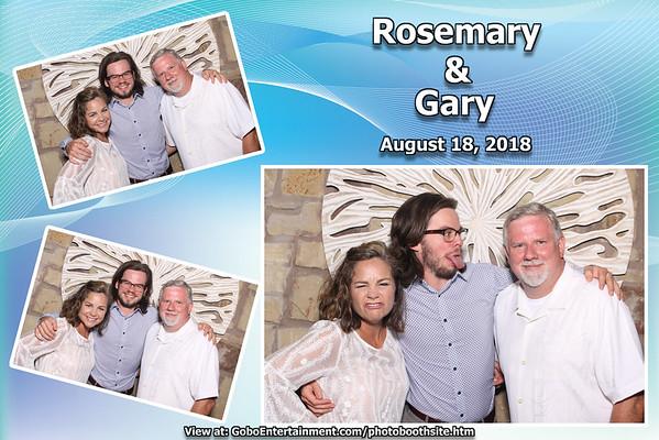 20180818 Rosemary&Gary