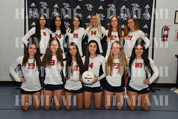 Volleyball | Varsity Girls | 9/19/17