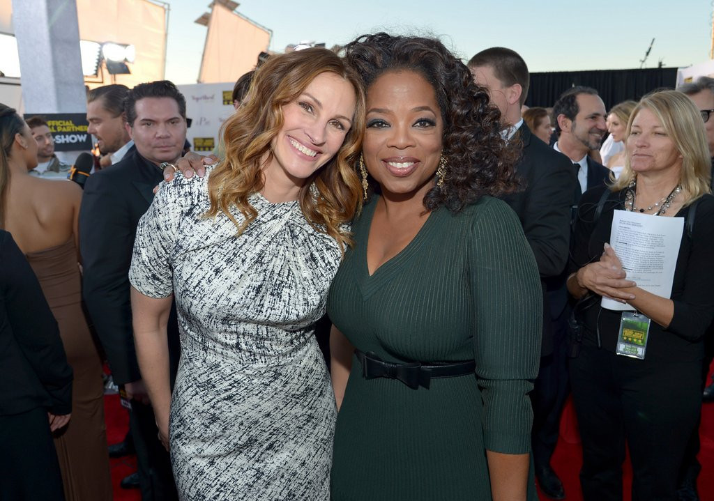 """. <p><b> Celebration was in the air last week for Oprah Winfrey as the Presidential Medal of Freedom winner toasted her 60th � </b> <p> A. Birthday <p> B. Anniversary <p> C. Viewer of the Oprah Winfrey Network <p><b><a href=\'http://articles.chicagotribune.com/2014-01-29/entertainment/chi-oprah-winfrey-turns-60-20140128_1_oprah-winfrey-network-50th-birthday-party-dinner\' target=\""""_blank\"""">HUH?</a></b> <p>   (John Shearer/Invision/AP)"""
