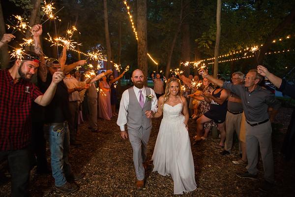 N & N June Wedding