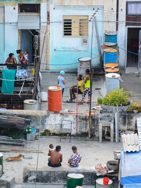 Havana Rooftop I