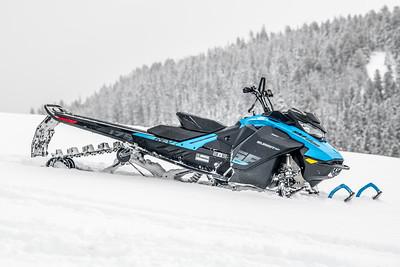 2019 Ski-Doo Detail Shots