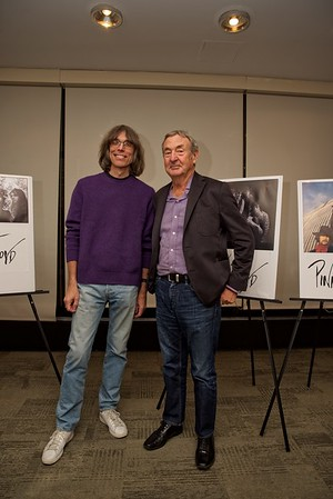 Nick mason meet and greet