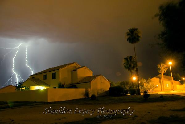2008 Tucson Lightning