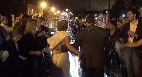Austin & Harleys Wedding