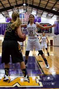 Varsity Girls Basketball: CCS vs. Santa Fe South, January 20